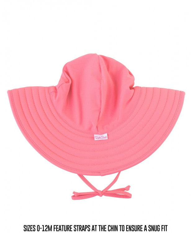 Rose Swim Hat