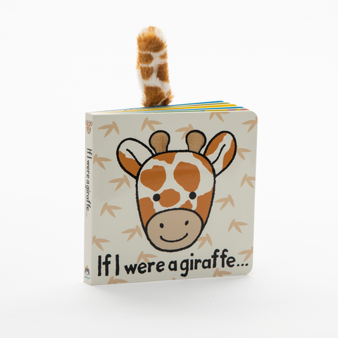 *New* If I Were a Giraffe Board Book