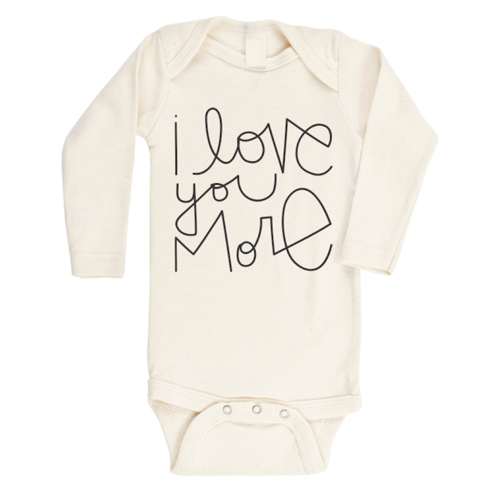 I Love You More - Long Sleeve