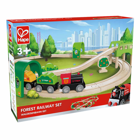 Forest Railway Set