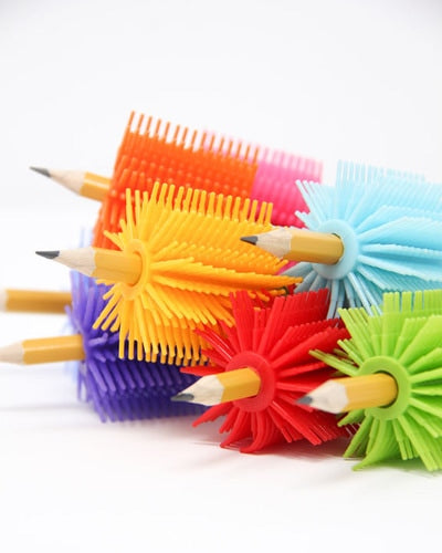 Spike Pencil Gripper and Topper