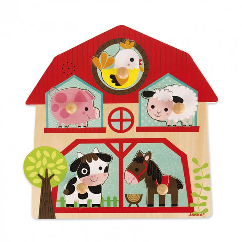 Musical Puzzle – The Friends Of The Farm