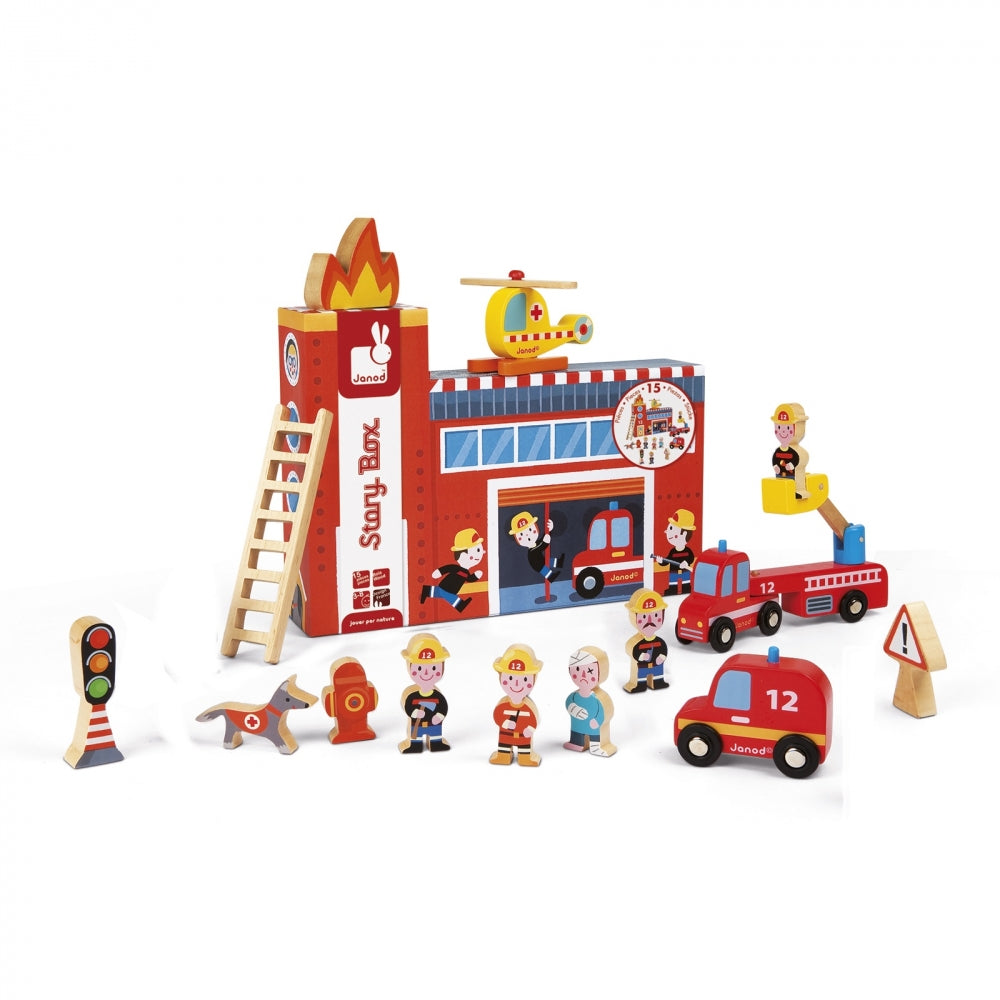 Story Box Firefighters
