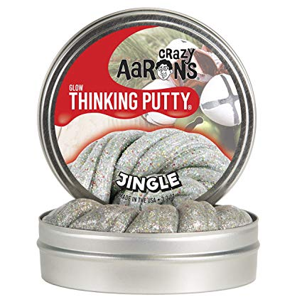Crazy Aaron's Jingle Putty