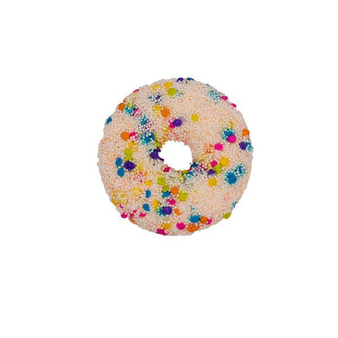 Donut Bath Bomb - Juicy Peach