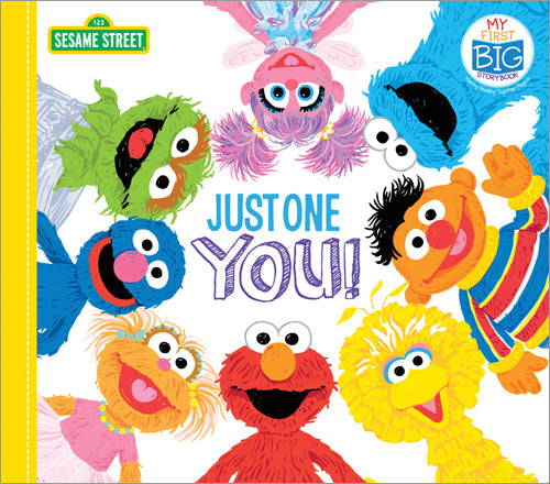 Just One You! (BOARD BOOK)
