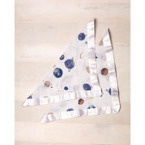 Planetary Cotton Muslin Security Blanket