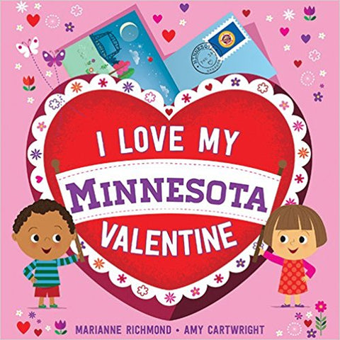 I Love My Minnesota Valentine