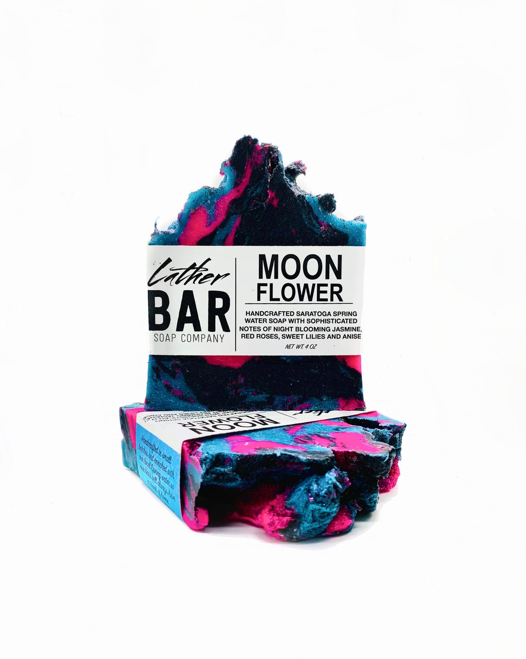 Moon Flower Soap
