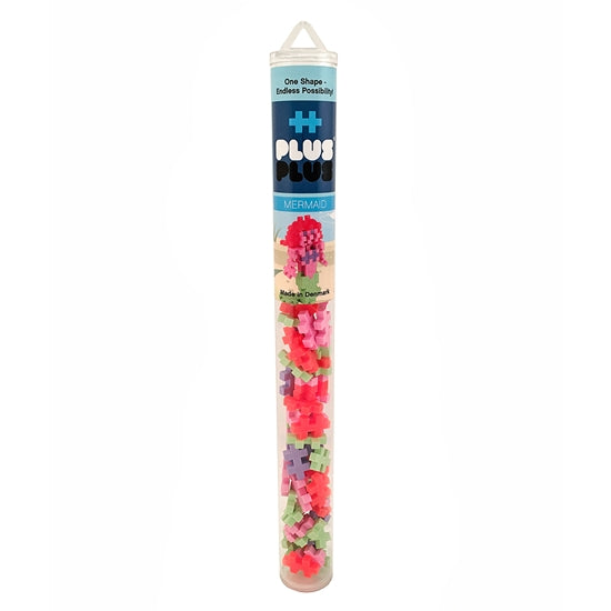 Plus Plus Mini Maker Tube Mermaid