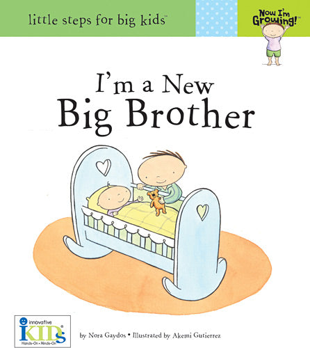 I'm a New Big Brother Book