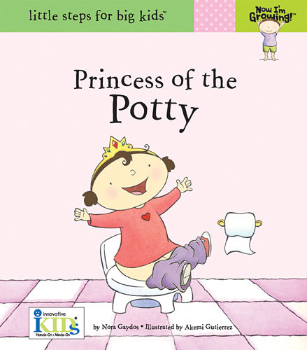 Princess of the Potty Book