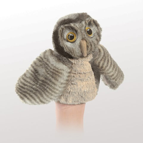 Little Owl Hand Puppet