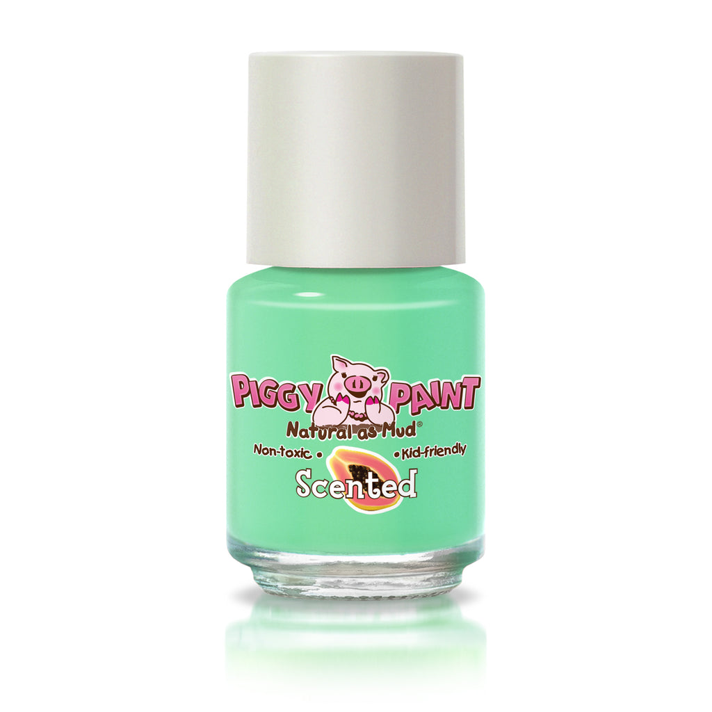 Papaya Party SCENTED Nail Polish