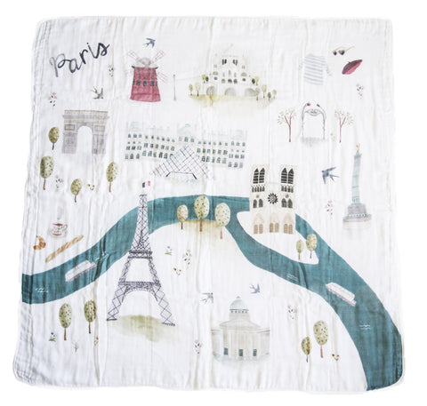 Paris Swaddle