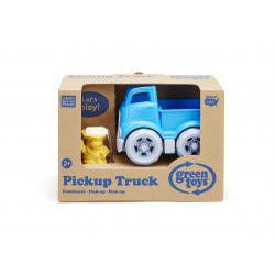 Green Toys Pick-up Truck - Lil Tulips - 1