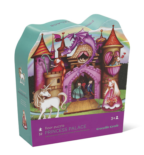 Princess Palace 32 pc Floor Puzzle