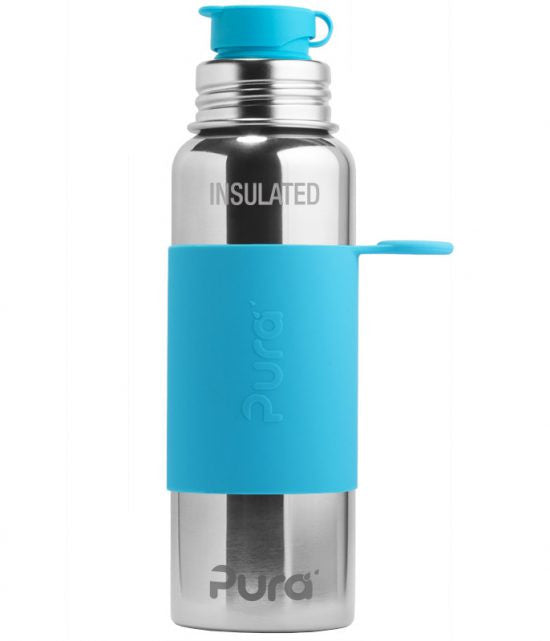 Pura Stainless 22oz Insulated Sport Bottle