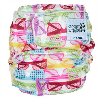 SoftBums Lil' Tulips Exclusive Cloth Diaper Superstar! - Lil Tulips