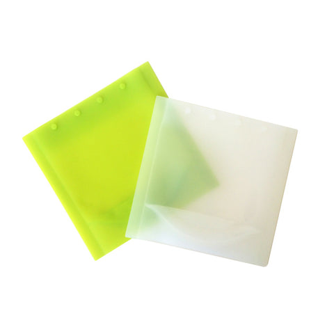 Reusable Silicone Snack Bags