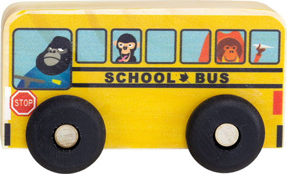 Scoots School Bus