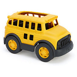 Green Toys School Bus - Lil Tulips