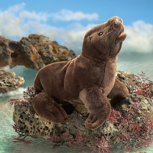 Sea Lion Pup Puppet