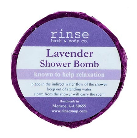 Shower Bomb - Lavender