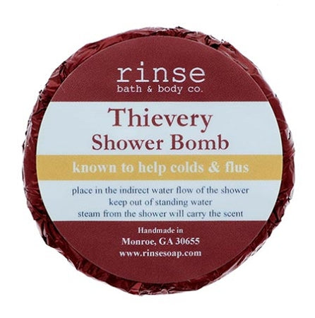 Shower Bomb - Thievery