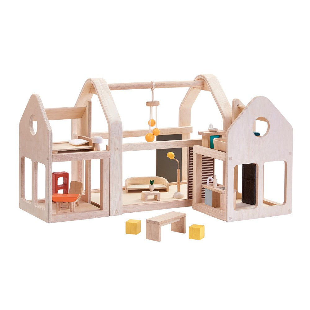 Slide N Go Dollhouse