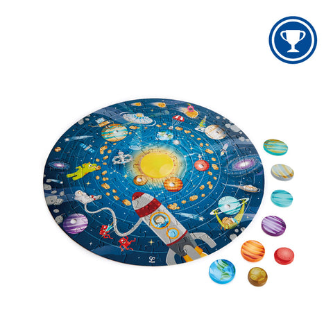 Solar Systems Puzzle