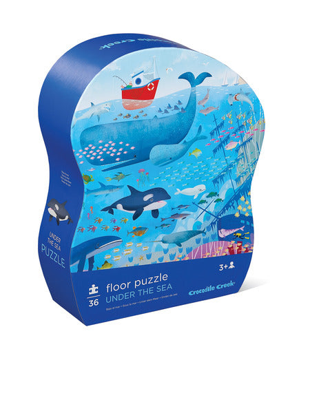 Under The Sea 36 pc Floor Puzzle