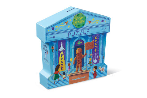 Day at the Museum Space 48-pc Puzzle