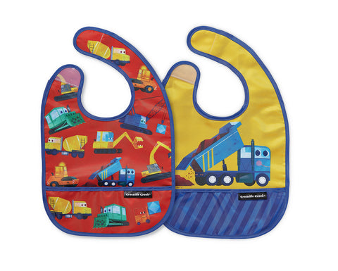 Construction Zone Bib Set