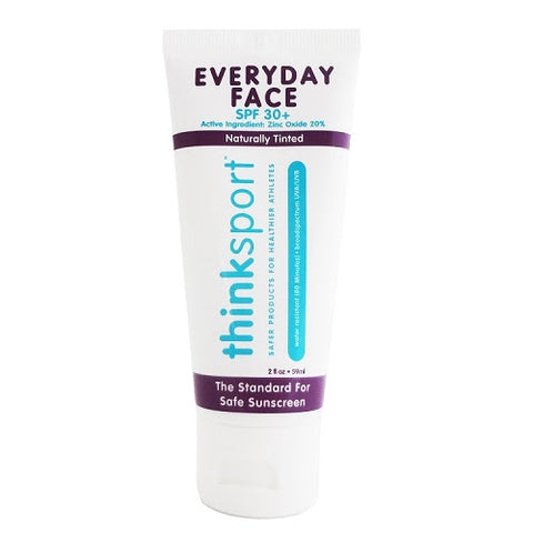 THINKSUN EVERY DAY FACE SUNSCREEN (NATURALLY TINTED)
