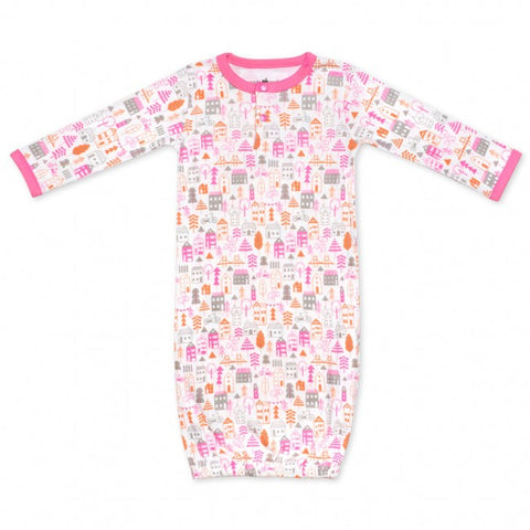 City Girl Sleeping Gown