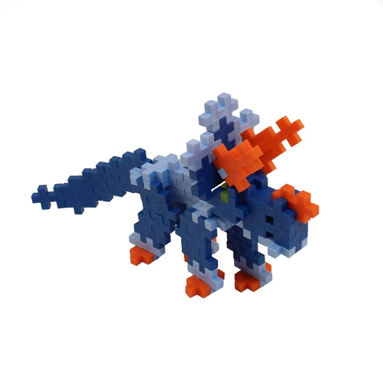 Mini Maker Tube Triceratops
