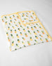 Pineapple Deluxe Muslin Quilt Big Kid