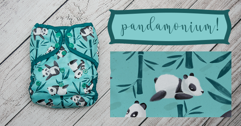 Pandamonium LIMITED EDITION Collection