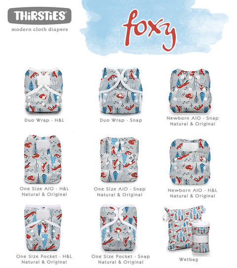 Foxy LIMITED EDITION Collection
