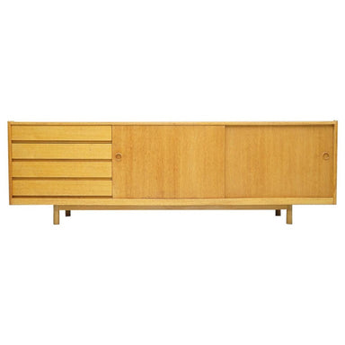 oak, sideboard, wood, Scandinavian modern, danish, 60s, 70s, vintage, vodder
