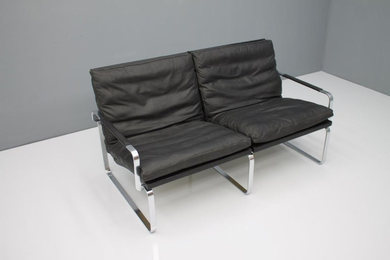 Two Person Sofa by Jørgen Lund & Ole Larsen for Bo-Ex, Denmark, 1960s
