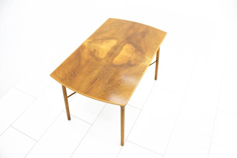 Coffee Table by Ole Wanscher for Fritz Hansen, Denmark 1940s