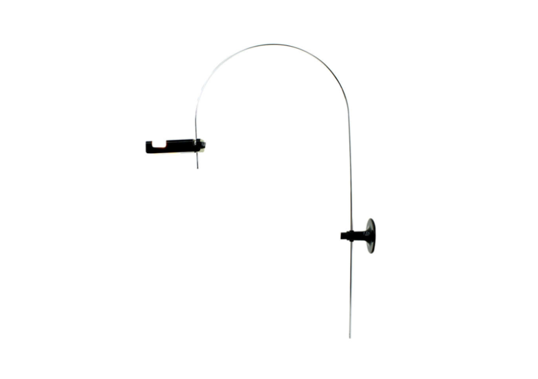 "Joe Colombo Wall Mounted Arc Lamp ""Spider"""