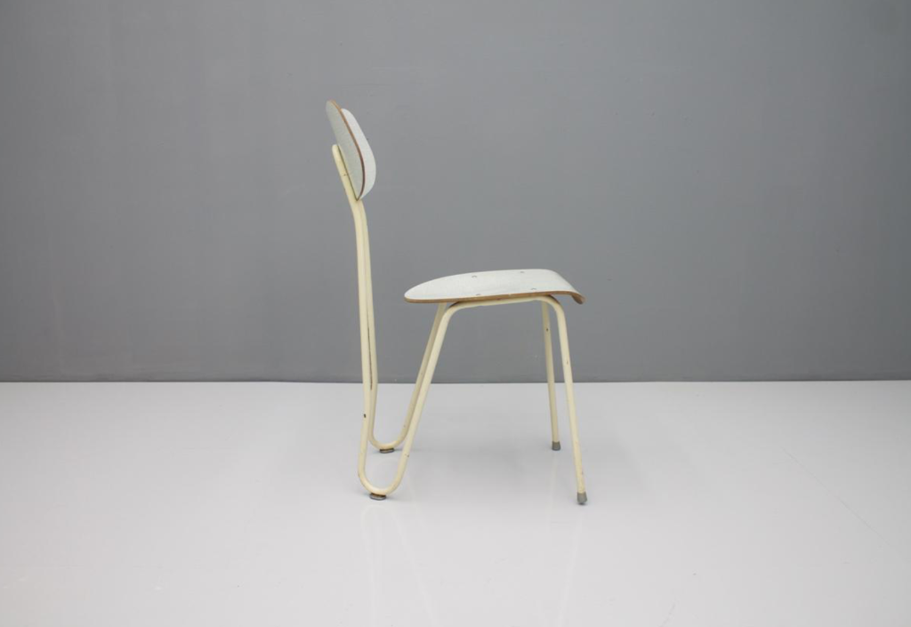 Loop Side Chair by Arnold, Germany 1950s