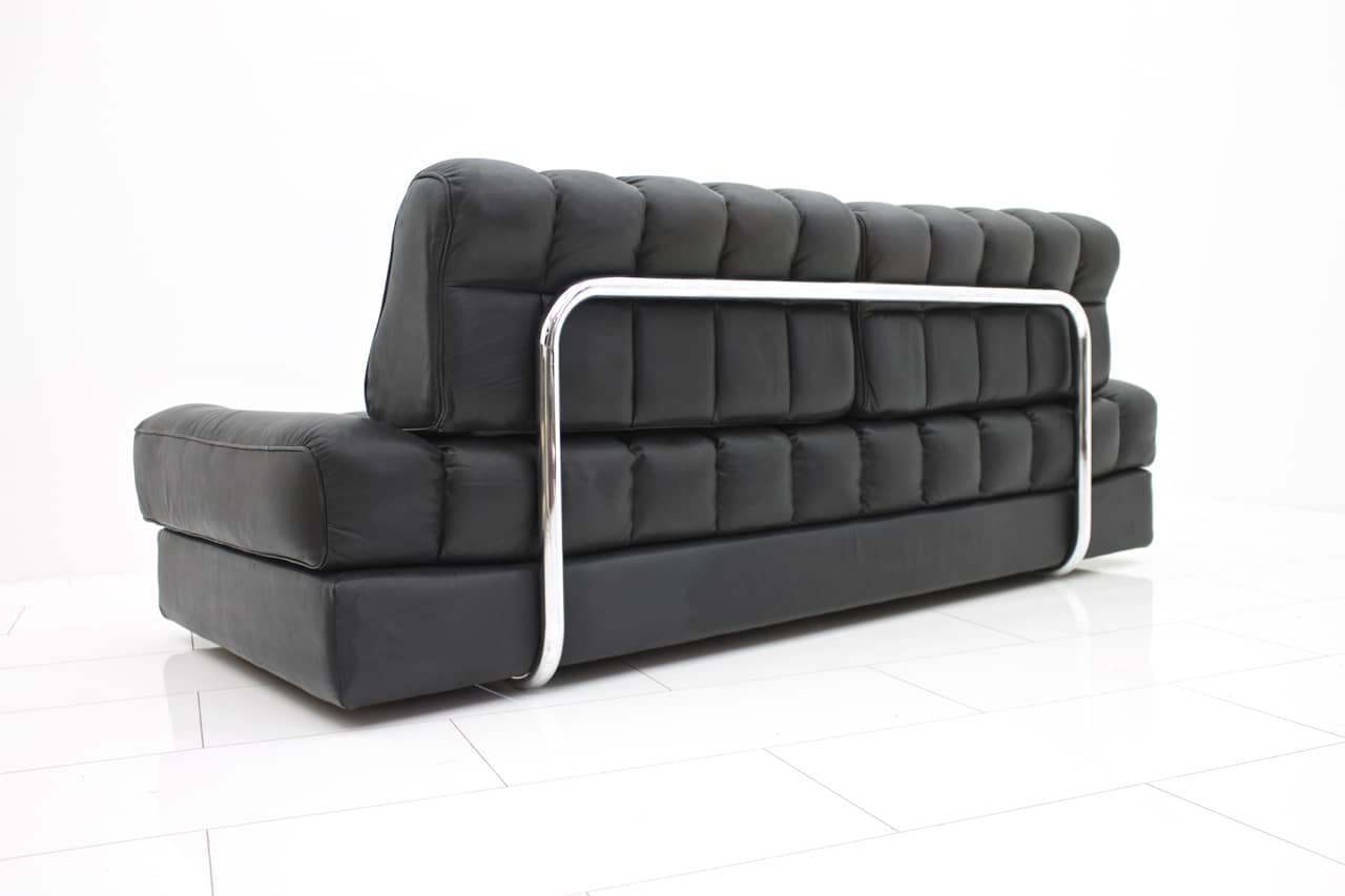 De Sede Leather Sofa and Daybed DS 85 (s)