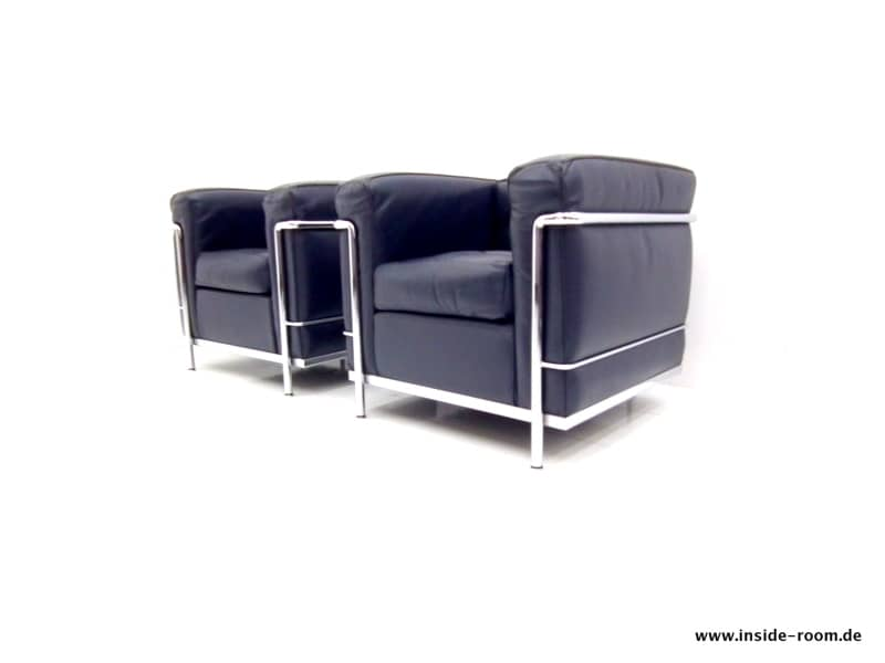 Le Corbusier LC2, by Cassina