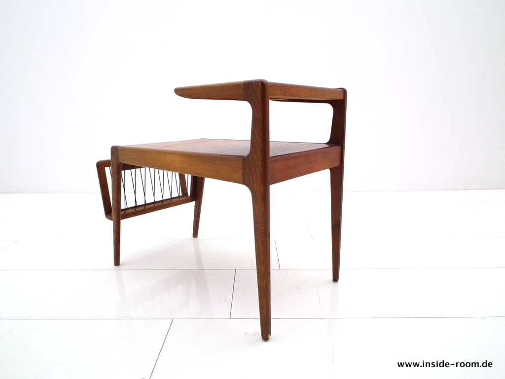 Kurt Østervig Side End Table, 1955 for jason mobler