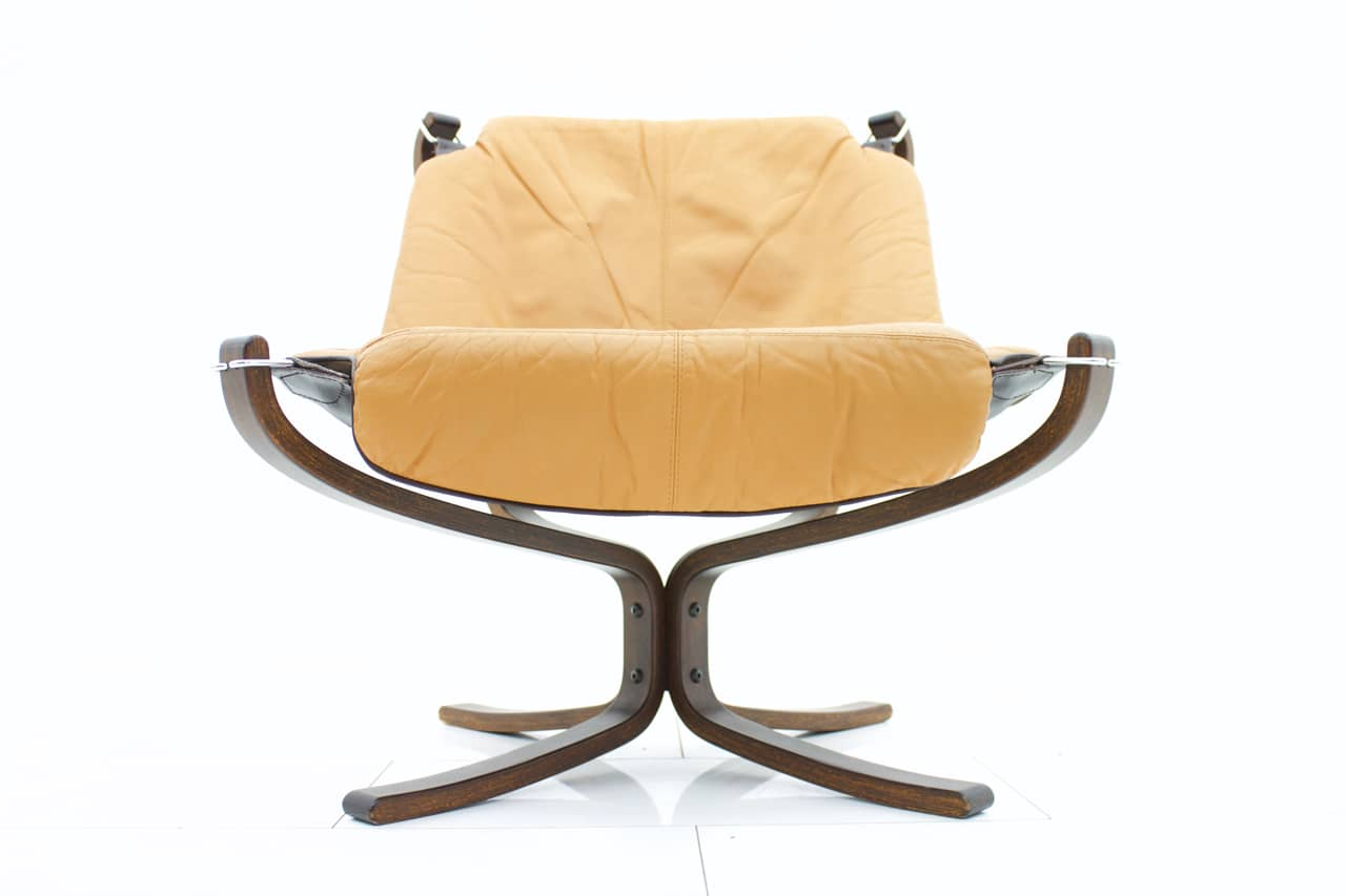 Falcon Lounge Chair by Sigurd Resell, Norway, 1971 (c)