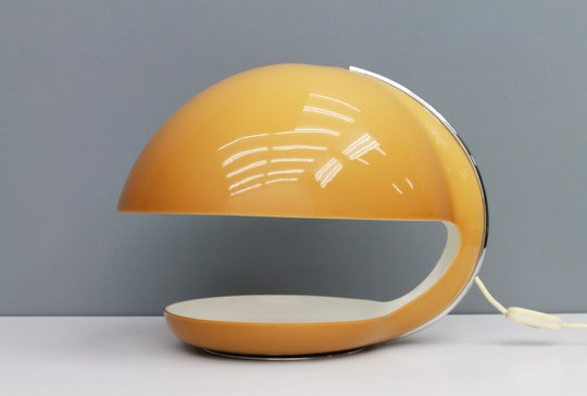 Luigi Massoni Table Lamp Fiona by Harvey Guzzini, Italy 1970s